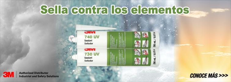3M Adhesive Sealants 730 UV 740 UV