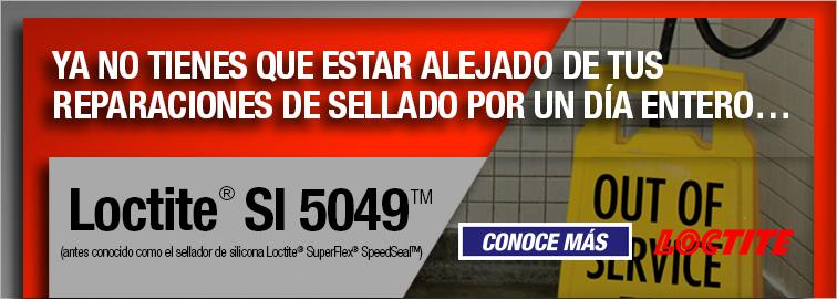 Sellador de loctite Superflex Speedseal de silicona