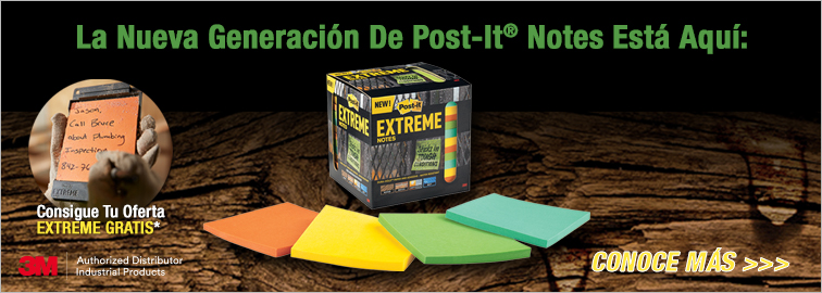 3M Post-it Notes Extreme Notes