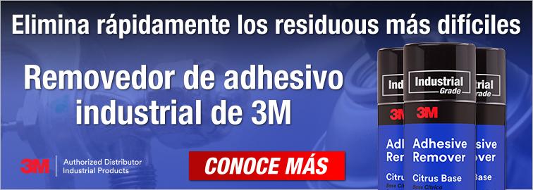 Removedor de adhesivos industrial de 3M