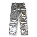 Chicago Protective Apparel Grande PBI aluminizado Pantalones resistentes al fuego - 606-APBI LG