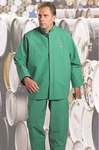 Dunlop Chemtex 71060 Verde Universal Nailon/Poliéster/PVC Capucha resistente a productos químicos - 791079-12262