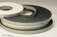 3M Venture Tape VG1208 Cinta de espuma de doble cara Negro - 1/2 pulg. Ancho x 85 pies Longitud - 1/8 pulg. Grosor - 96584