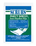 Scrubs Insect Shield Repelente de insectos - 1 Paño Paquete - 91401