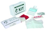 North Swift Kit de limpieza de fluidos corporales - Caja De Plástico - 55-3001