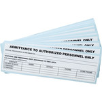 Brady LH632E Etiqueta de acceso y seguridad - 45183