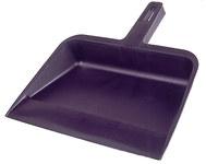 Weiler Vortec Pro 710 Plástico Bandeja para polvo - Plástico mango - Ancho 12 1/4 pulg. - 12 pulg. de profundo - 71077