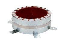 3M FS-195 Plateado Metal Dispositivo de tubería de barrera contra incendios - Ancho 6 pulg. - 051115-08253