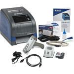 Brady BradyPrinter i3300 150639 Kit de escaneo e impresión - Max Ancho de etiqueta adhesiva 4.25 pulg. - 62367