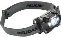 Pelican 2760 Negro Lámpara de cabeza - Lúmenes 204 Blanco - (3) AAA 4 modos - 11758