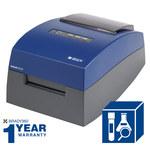 Brady BradyJet J2000 J2000-BWSLAB Impresora de etiquetas de escritorio - Max Ancho de etiqueta adhesiva 4 pulg. - 61402