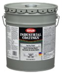 Krylon industrial Coatings K0002 Gris Esmalte alquídico Primer para pintado - 5 gal Cubeta - 02322
