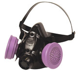 Honeywell 7700 Grande Media máscara Respirador - 77-0030L