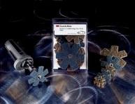 3M Scotch-Brite No tejido Juego de estrellas de lijado - Grados incluidos Grueso, muy fino - Accesorio Eje - 18255