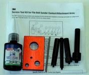3M 30670 Kit de herramientas para servicio de brazo de banda abrasiva de amoladora