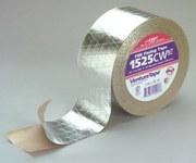 3M Venture Tape 1525CW Cinta de aluminio Aluminio - 6 in Ancho x 50 yd Longitud - 9.5 mil Grosor - 95587