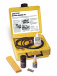 Loctite Quick Set 228171 Kit de juntas tóricas - Para uso con Adhesivo instantáneo Incluye Adhesivo 404 Quick Set de 1/3 oz, 74126 - Solución de impermeabilización de 1 oz, Solvente de limpieza de 1 o