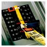 3M Panelsafe PS-1009 Amarillo Sistema de bloqueo de disyuntor automático - 051128-53058