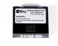 RAE Systems PGM-2400 Ensamble de batería - 020-3403-000