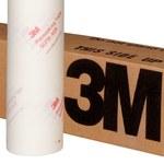 3M SCPM-44X Cinta de preenmascarar Transparente - 12 pulg. Ancho x 100 yd Longitud - 80774