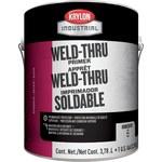 Krylon industrial Coatings Weld-Thu K0002 Rojo Esmalte alquídico Primer para pintado - 1 gal Lata - 02324
