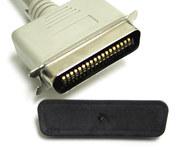 Menda S9 Cubierta de subconector en D -