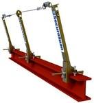 DBI-SALA SecuraSpan Kit de protección contra caídas - Longitud 50 pies - 840779-00494