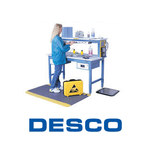 Desco Kit de puesta a tierra ESD -
