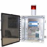 GfG instrumentation 2 amperios Controlador de sistema fijo - GFG 200MT-4