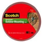 3M Scotch 4011 Cinta de montaje de espuma - 1 in Ancho x 450 in Longitud - 67748