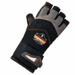 Ergodyne ProFlex 910 Negro Grande Neopreno/spandex Guantes de trabajo - 720476-17714