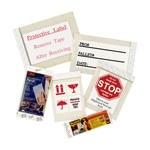 3M Scotchpad 809S Cuadrado Plástico Etiqueta postal - Ancho 5 3/4 in - Altura 5 3/4 in - 88185