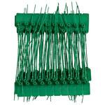 Brady Verde Sello no adhesivo indicador a prueba de manipulaciones - Longitud 9 in - 754476-95144