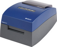 Brady BradyJet J2000 Impresora de etiquetas de escritorio - Max Ancho de etiqueta adhesiva 4 pulg. - 61408
