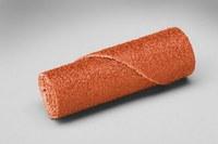 3M Cubitron Recto Cerámico Rodillo de cartucho - 60 grano - Peso X - 1 1/2 pulg. longitud - Diámetro 1/2 pulg. - Agujero Central 1/8 pulg. - 80790
