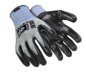Hexarmesesr 9000 Negro/Azul/Gris 9 HPPE/Superfabric Guantes resistentes a cortes - 9010 SZ 9