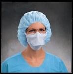 Kimberly-Clark Duckbill Azul Bolsa Máscara quirúrgica - Ancho 15.563 pulg. - 036000-48220