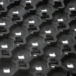 Notrax Cushion-Lok 520 Negro Interior Vinilo Tapete para pisos en condición de humedad - Ancho 30 pulg. - Longitud 36 pulg. - 520 30 X 36 BLK