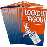 Brady Manual de capacitación de bloqueo/etiquetado - Título de capacitación = LOTO - 754476-66219
