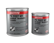 Loctite PC 7227 GY Abrasion-Resistant Coating - 2 lb Kit - B/A - 98733, IDH:209826