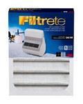 3M Filtrete Blanco Fibra de carbón activado Filtro de aire - Ancho 7 1/4 pulg. - Altura 9 1/2 pulg. 9.5 pulg. - 71688