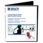 Brady Video de capacitación de bloqueo/etiquetado - Título de capacitación = Video de capacitación sobre seguridad de etiquetado de bloqueo: capacitación sobre mejores prácticas globales - 754473-8451