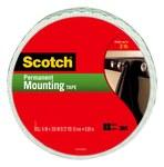 3M Scotch 110 Cinta de montaje de espuma - 3/4 in Ancho x 350 in Longitud - 52341