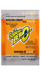 Sqwincher Fast Pack Zero 0.6 oz Naranja Concentrado líquido - 015500-OR