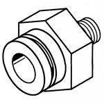 Weller CSF-D Cabezal de desoldadura - 30071