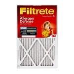 3M Filtrete Filtro de aire - Ancho 25 pulg. - Altura 16 pulg. 25 pulg. - 09801