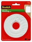 3M Scotch 112L Cinta de montaje de espuma - 1 in Ancho x 125 in Longitud - 25381