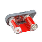 Brady R4410-RD Rojo Cartucho de cinta de impresora - Ancho 2 pulg. - Longitud 75 pies - 18704