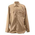 Chicago Protective Apparel Grande 4.5 oz Camisa resistente al fuego - 625-NMX-4.5-N LG