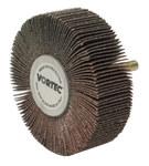 Weiler Vortec Recubierto Óxido de aluminio Rueda laminada - Diámetro 3 pulg. - 30727